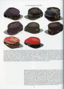 Photo 5 : U.S ARMY HEADGEAR 1812-1872