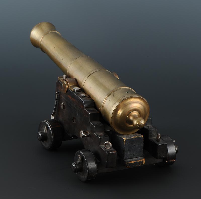canon de c te calibre 24 syst me gribeauval maquette d 39 arsenal premier empire. Black Bedroom Furniture Sets. Home Design Ideas