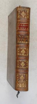 Almanach royal - 1743 (1)