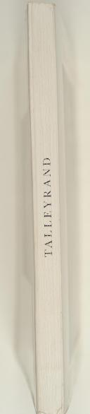 Photo 2 : Bibliothèque Nationale: Talleyrand