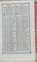 """Gl LOUIS BRO - """" Agenda des gens d'affaires ou Tablettes utiles et commodes """" - Paris - 1813 (5)"""