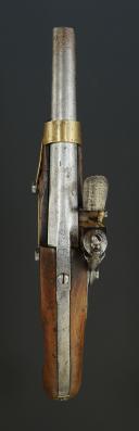 Photo 6 : PISTOLET DE CAVALERIE PREMIER EMPIRE, MODÈLE AN XIII DE LA MANUFACTURE IMPÉRIALE DE SAINT ÉTIENNE, PREMIER EMPIRE.