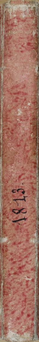 """Gl LOUIS BRO - """" Agenda des gens d'affaires ou Tablettes utiles et commodes """" - Paris - 1813 (7)"""