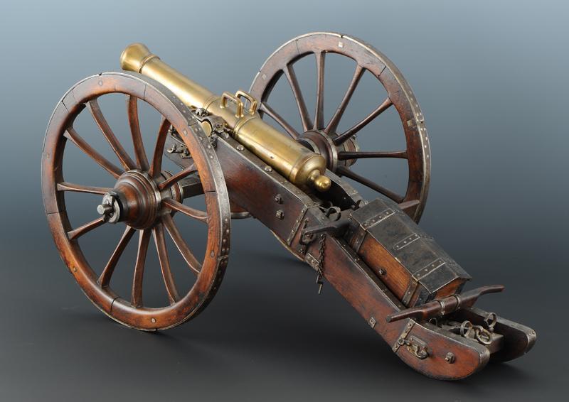 canon de gribeauval pi ce de quatre maquette d 39 arsenal premier empire. Black Bedroom Furniture Sets. Home Design Ideas