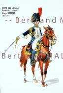 RIGO (ALBERT RIGONDAUD) : LE PLUMET CARTE DE VOEUX : GARDE DES CONSULS GRENADIER À CHEVAL GÉNÉRAL ORDENER 1803-1804