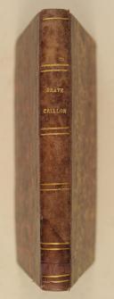 MONT-ROND. Histoire du brave Crillon.   (2)