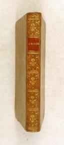 Photo 2 : Ordonnance du Roi concernant la formation et la solde de l'infanterie française 12 JUILLET 1784 (veau)