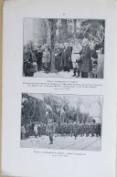 """Photo 6 : FONTANA - """" Historique du 9ème Régiment de marche de Zouaves dans la grande guerre 1914–1918 """" - Alger - 1921"""