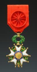 CROIX D'OFFICIER DE LA LÉGION D'HONNEUR, 1871-1946, Troisième République.