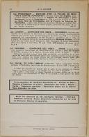 "CH. EGGIMANN - "" Marine et Colonies "" - Bulletin n°7 - Paris  (4)"