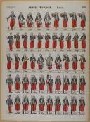 """Photo 1 : DELHALT - """" Armée Françaises, Zouaves """" - n° 506"""