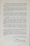 """Photo 3 : Capt COGNIET de l'Infanterie coloniale - """" Bazeilles 31 août - 1er septembre 1870 """" - Presses Modernes 1953"""