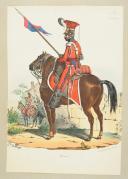 BELLANGE. Troupes française.  (3)