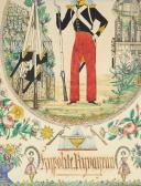 Photo 5 : LETTRE ILLUSTRÉE D'Hypolite HYVAYRAN VOLTIGEUR D'INFANTERIE LÉGÈRE 1829