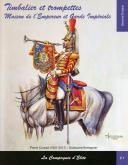Photo 1 : TIMBALIER ET TROMPETTES - MAISON DE L'EMPEREUR ET GARDE IMPÉRIALE