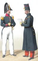 1830. Dragons. Officier, Dragons (1er Régiment). (2)