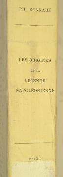Photo 2 : GONNARD. Les origines de la légende napoléonienne.