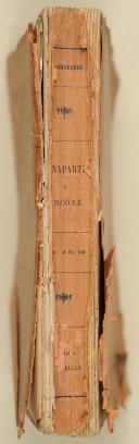 BODEREAU (Pierre) – Bonaparte à Ancône   (2)