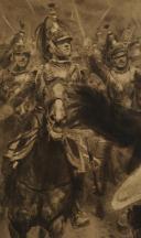 Photo 3 : DETAILLE Edouard, LE GÉNÉRAL LASALLE CHARGEANT, PREMIER EMPIRE, GRAVURE