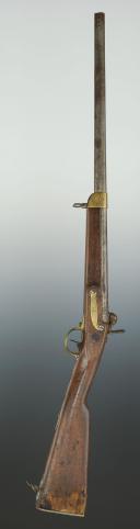 MOUSQUETON D'ARTILLERIE, MODÈLE 1816, RESTAURATION. (9)