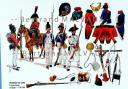 RIGO (ALBERT RIGONDAUD) : LE PLUMET PLANCHE U29 : INFANTERIE DE LIGNE 9e DEMI-BRIGADE EN EGYPTE 1798-1801. (1)
