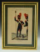 MARTINET : Troupes françaises, planche 213, Artillerie de la Garde Impériale, Premier Empire.