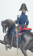 Photo 2 : 1830. Garde Royale. Gendarmerie d'Elite. Chef d'Escadron.