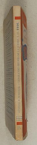 GL H. MORDACQ - 1916 Verdun  (2)