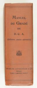 Manuel du Gradé de D.C.A (défense contre aéronefs) (3)