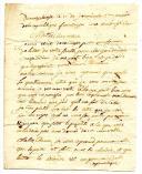 LETTRE DU SOLDAT LOUIS DURÈS, du 107ème DEMI BRIGADE 1er BATAILLON, À SA MÈRE, 1795, Armée du Nord.