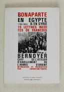 BERNOYER (François) (chef de l'atelier d'habillement de l'Armée d'Orient)
