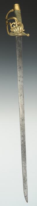 Photo 2 : SABRE DE MARÉCHAUSSÉE, modèle 1783.