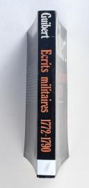 GUILBERT - Ecrits militaires 1772 1790  (2)