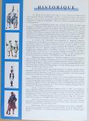 """PIÉMONT 1494 - """" 3ème Régiment d'Infanterie """" - Historique - Lot de 2 livrets (2)"""