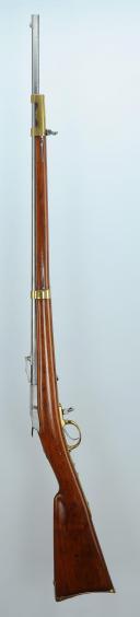 CARABINE OU MOUSQUETON TREUILLE DE BEAULIEU, SECOND TYPE (armement supérieur), SECOND EMPIRE. (6)