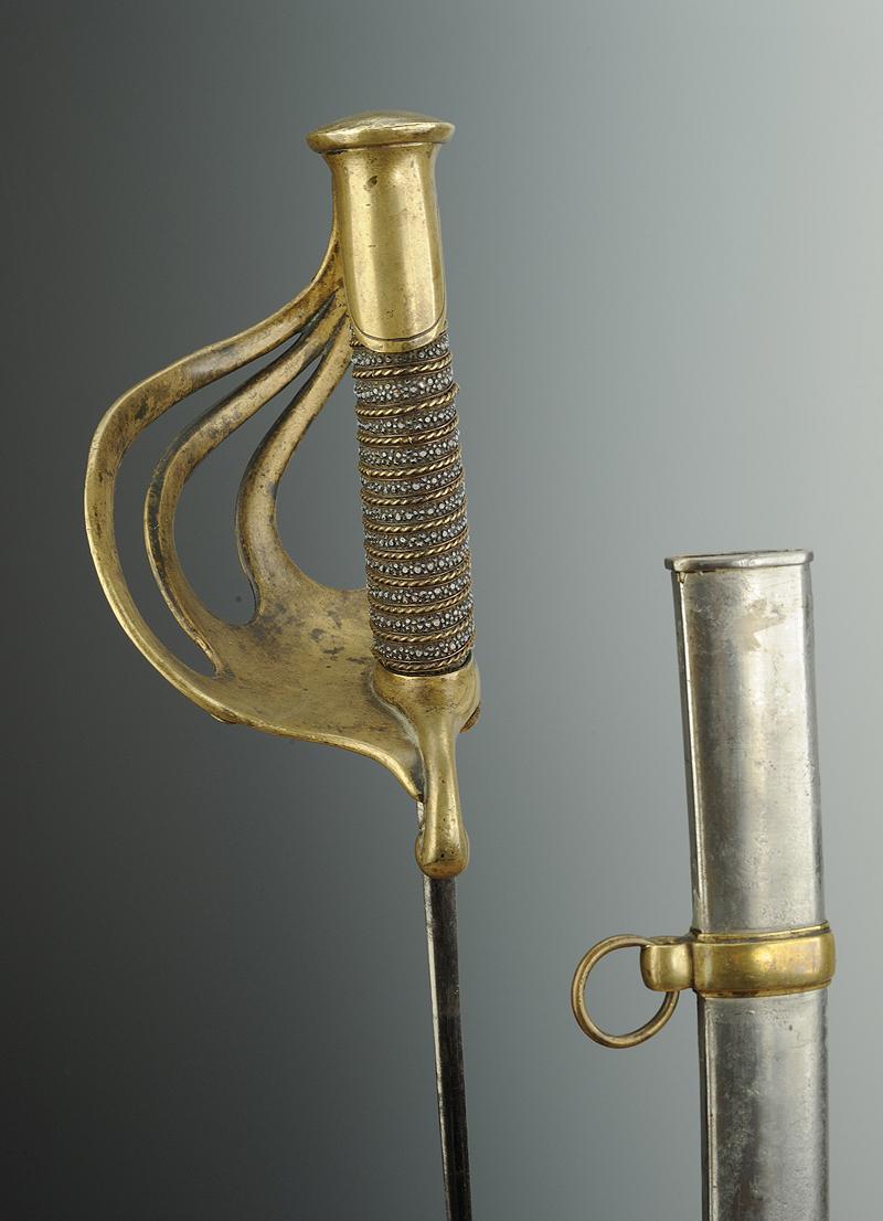 sabre d u0026 39 officier de la gendarmerie royale  mod u00e8le 1816