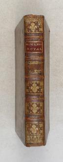 Photo 1 : Almanach royal - 1742