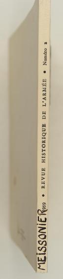 Revue historique de l'armée, 15e Année 1959   (2)