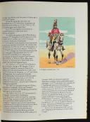 Photo 3 : LES UNIFORMES DU PREMIER EMPIRE, VOLUME 6 : DRAGONS ET GUIDES, COMMANDANT BUCQUOY.