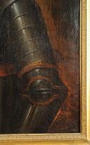 Photo 6 : OFFICIER DE CAVALERIE FRANÇAISE, VERS 1775-1785, HUILE SUR TOILE.