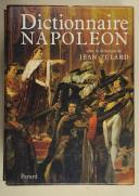 TULARD. Dictionnaire napoléonien.   (1)