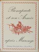 """Photo 2 : BRUNON (Jean et Raoul) - """" Bonaparte et son armée après Marengo """" - Salon de Provence, château de l'Empéri - 1970"""
