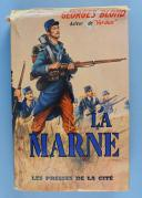 """LA MARNE - GEORGE BLOND - Auteur de """"Verdum"""""""