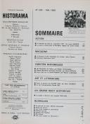 "Photo 2 : GARROS - "" HISTORAMA "" - Revue mensuelle - Numéro 200 - Mai 1968"