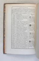 Photo 5 : Almanach royal - 1744