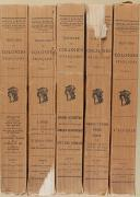 """PLON - """" Histoire des Colonies Françaises """" - Lot de livres - Société de l'Histoire National  - 2001"""