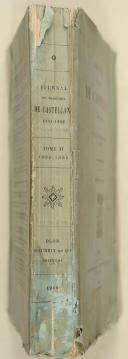 CASTELLANE – Journal du Maréchal de Castellane (2)