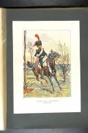 THOMAS. Un régiment rhénan sous Napoléon Premier. Liège, 1828, in-4, br. couv. impr. (débr.). (4)