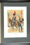 THOMAS. Un régiment rhénan sous Napoléon Premier. Liège, 1828, in-4, br. couv. impr. (débr.). (6)