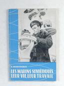 DOLDOBANOV – Les marins soviétiques, leur vie, leur travail   (1)
